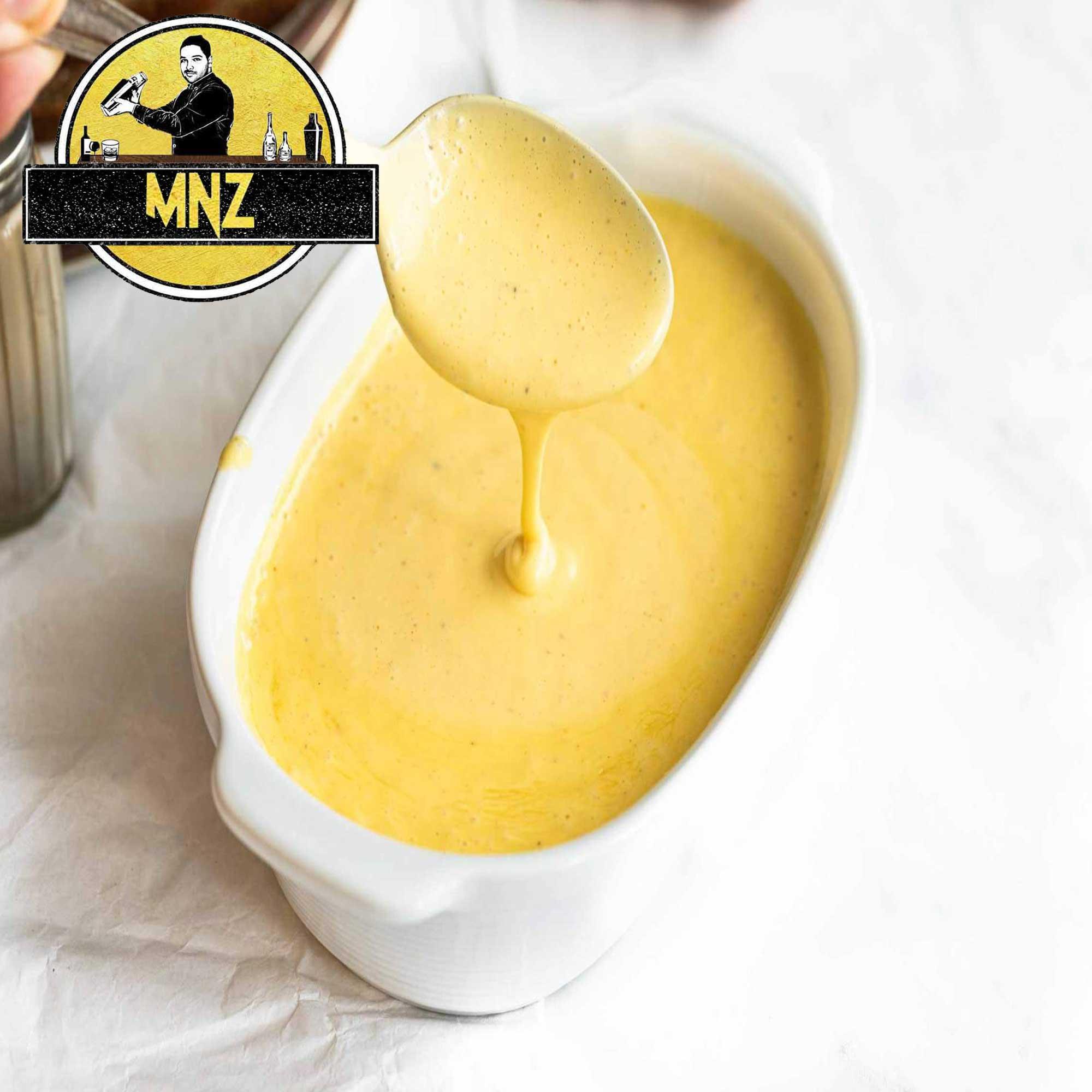 استفاده از زرده تخم مرغ در سسهای خامه ای